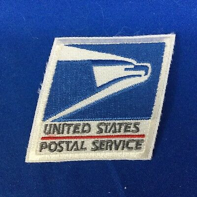 United States Postal Service Patch USPS Mail Carrier  FREE SHIPPING