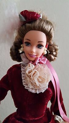 1996 Victorian Lady Barbie The Great Eras Collection #14900