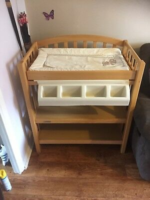 Mamas And Papas Baby Changing Unit With Bath
