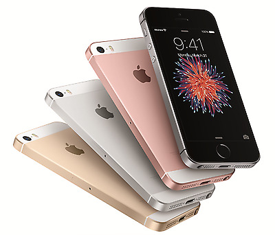Apple iPhone SE - 16/64GB - All colors - All CAN carriers Smartphone