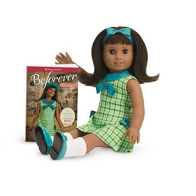 American BeForever Melody Doll & Book Collectible Toy Set