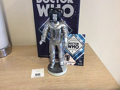 Robert Harrop DOCTOR WHO16 CYBERLEADER1975 REVENGE OF THE CYBERMAN LTD ED 100