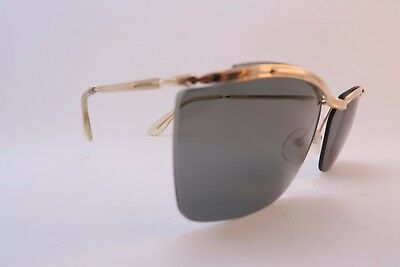 Vintage 50s gold filled sunglasses Sol Amor France KILLER *****