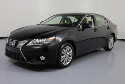 2015 Lexus ES Base Sedan 4-Door 2015 LEXUS ES350 PREMIUM SUNROOF CLIMATE LEATHER 28K MI #164491 Texas Direct