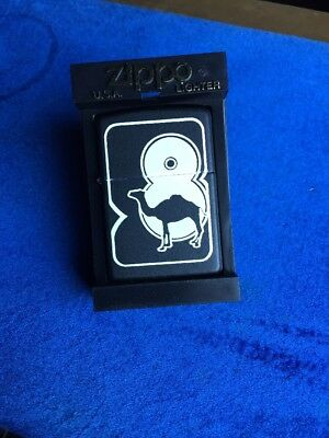 1998 Camel Pool League 8 Ball Z430 Prototype Zippo Lighter RARE
