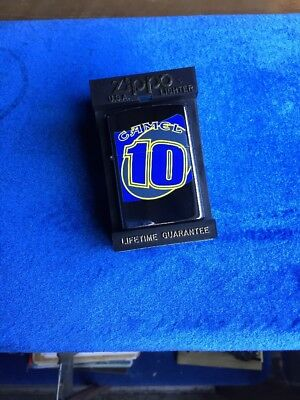 1998 Camel Pool League Prototype #10 RARE Zippo Lighter