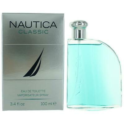 Nautica Blue Cologne by Nautica, 3.4 oz EDT Spray for Men NEW