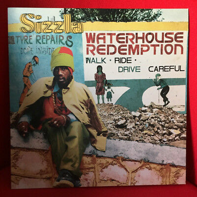 Sizzla - Waterhouse Redemption LP