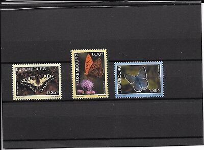 Papillons - Luxembourg - 2005 - ** (MNH)