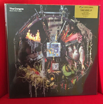The Congos : Heart of the Congos 2 LP Blood and Fire