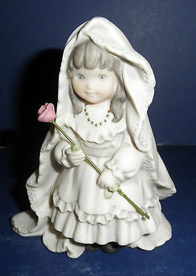 Enesco Pretty As A Picture #323764 Promises of Love-Bride- New-RETIRED