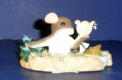 Fitz & Floyd Charming Tails- I'd Be Sunk Without you- New in Box- 89/180