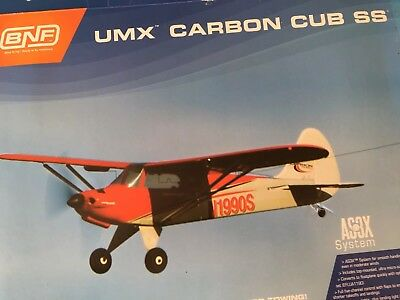 UMX Carbon Cub SS E-Flite ***CHECK LISTINGS FOR MY OTHER UMX MODELS***