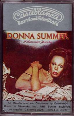 Mc Donna Summer - I Remember Yesterday