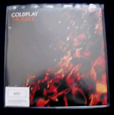 "Coldplay Trouble / Brothers And Sisters,limited Edition.7"",numbered,pc,indie.pop"