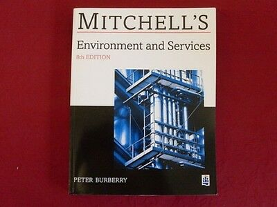 56475 Peter Burberry ENVIRONMENT AND SERVICES Mitchells