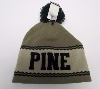 New Adult Pine Lakes Golf Club acrylic toque knit cap beanie by Pukka
