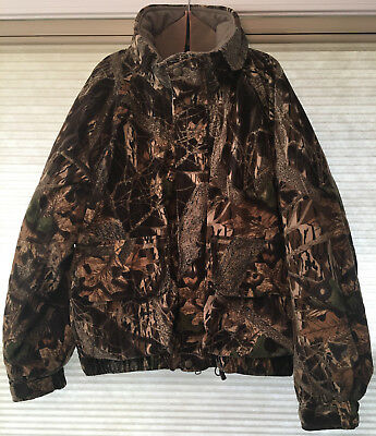 Columbia Sportswear 2 in 1 Camouflage Hunting Jacket XL Mens Camouflage Coat