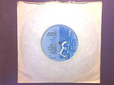 "The Mighty Lemon Drops - Out Of Hand (7"" single) AZUR 4"