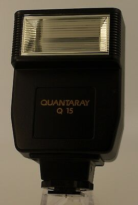Quantaray Q-15 Shoe Mount Flash