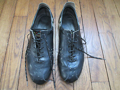 shoes chaussures PATRICK size 43 vélo cycliste cycling vintage retro campagnolo