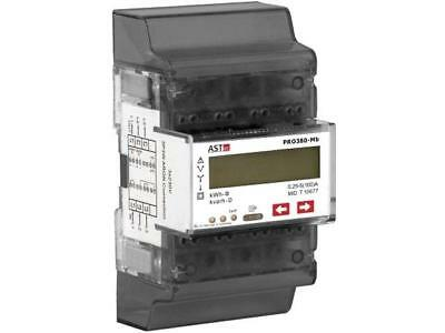 PRO380S-CT Electric energy meter LED 8 digits, with a backlit 230/400V ASTAT