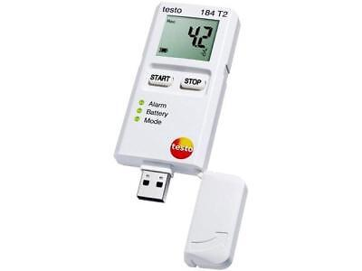 TESTO184-T2 Logger temperature -35÷70°C IP67 Measuring unit °C TESTO