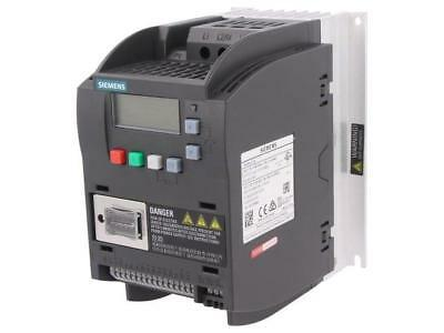 6SL3210-5BE15-5UV0 Inverter Max motor power0.55kW Out.voltage3x400VAC