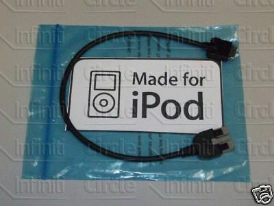New OEM Infiniti FX35 FX50 EX35 iPod Auxiliary Harness Cable