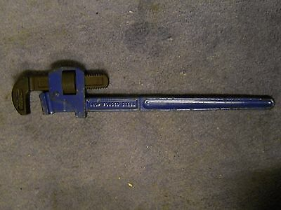 Record 24 Adjustable Wrench (Stillsons)