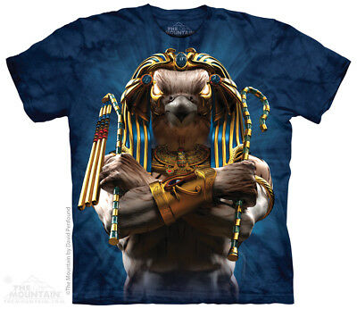 New The Mountain Horus Egyptian Soldier T Shirt