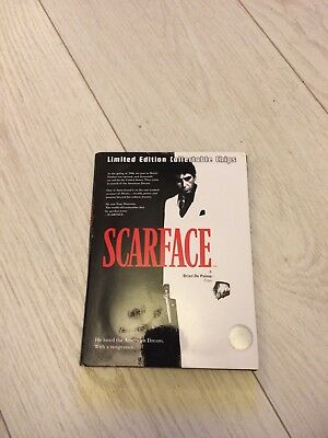 Scarface Limited Edition Collectable Chips