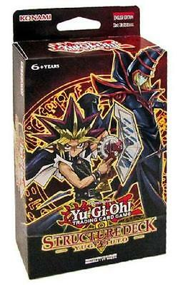 Yu-Gi-Oh! Yugi Muto 1st Edition Structure Deck ONLY 45 Cards Only FREE SHIPPING