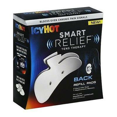 Icy Hot Smart Relief Back and Hip Refill Kit  (3 Packs)