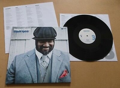 GREGORY PORTER Liquid Spirit 2013 UK vinyl 2-LP set Blue Note