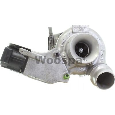 Original Turbolader Bmw 1Er 120D 100 105 110KW 136 143 150PS 129997