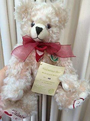 Herman Limited Edition Pink Bear
