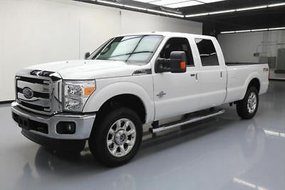 2015 Ford F-250  2015 FORD F-250 LARIAT CREW 4X4 FX4 DIESEL SUNROOF NAV #A80616 Texas Direct Auto