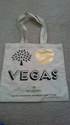 Mulberry Las Vegas shopper bag 15.5 x 14