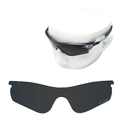 59c279dea80 OOWLIT Replacement Sunglass Lenses for-Oakley Radarlock Path POLARIZED -  Black