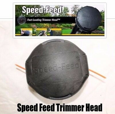 "Speed Feed 375 Model 3.75"" Whipper Snipper Brush Cutter Trimmer Bump Head"