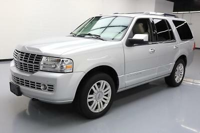 2014 Lincoln Navigator  2014 LINCOLN NAVIGATOR CLIMATE LEATHER NAV REAR CAM 62K #L08811 Texas Direct