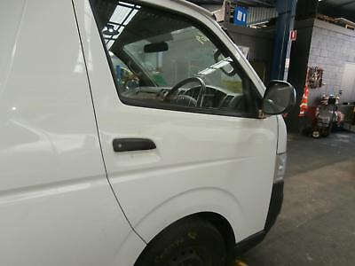 Toyota Hiace Right Front Door Window Trh/kdh, 03/05- 05 06 07 08 09 10 11 12 13