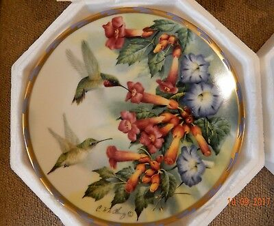 Lenox Collectible 'Jeweled Glory' Plate