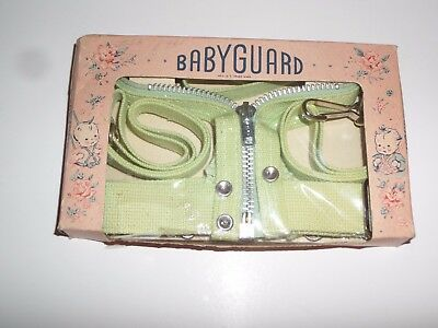 Vintage New Old Stock Baby Guard Protective Strap Lot #13