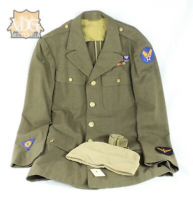 WW2 US Army Air Corps Uniform Grouping