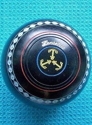 Lawn Bowls - Henselite - Classic11 Deluxe - Size  3  Medium