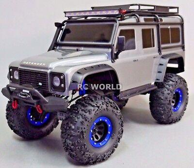 Traxxas TRX-4  LED LIGHT BAR Extremely BRIGHT Metal Housing RC Scale Accessories