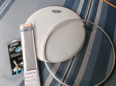 "Evans Snare Drum Power Pack (14"")"
