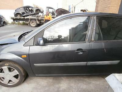 Ford Fiesta Left Front Door Window Wp 5Dr Hatch 03/04-12/08 04 05 06 07 08